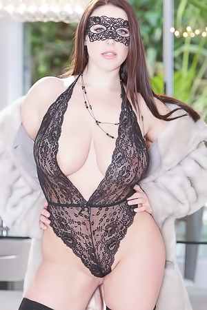 Legendary MILF Angela White Exploring Every Big Cock