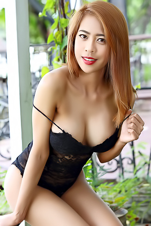 Innocent Asian Girl Stripping