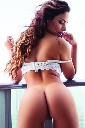 Blanco naked patricia Patricia Blanco