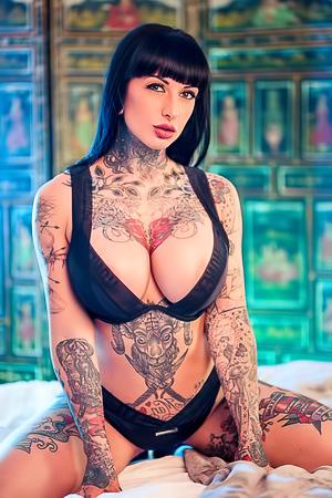 Jessie Lee  nackt